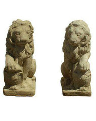 Lion ecu droit S 40 H 40