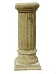Fontaine colonne sans bac F20 Bis H85 / D 34