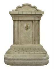 Fontaine murale style F50 Bis H 105 / L 43