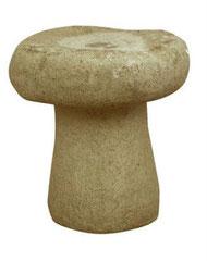 Tabouret champignon B12 H 42 / L 38