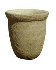 Vase rond aspect ancien V 105 H 50 / D 48