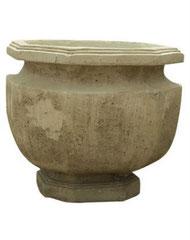 Vase octogonal base 36x36 VA 252 H 56 / D 47