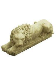 Lion ecu gauche S 41 Hauteur 11