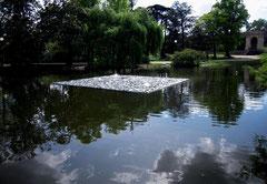 """""""reflets""""/ Sculptures en ville/ jardin public Bordeaux/ 2009"""