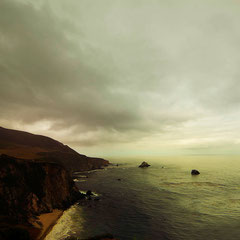 Big Sur/ Photographie digital colo,r Californie