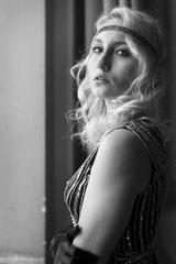 Larissa im Palast Odessa - Fotograf Heiko Probst