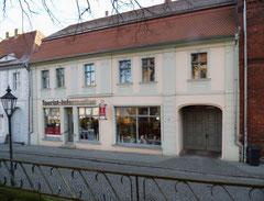 Mickleys ehemaliges Werkstatthaus in Bad Freienwalde