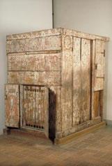 Gehäuserest der Werner-Orgel von 1370