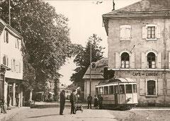 Place de l'Union in Gimel