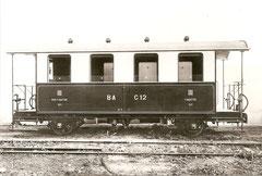 Personenwagen C 12