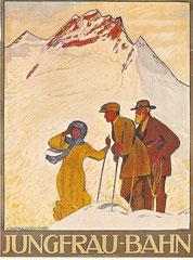 Plakat von Emile Cardinaux, 1911