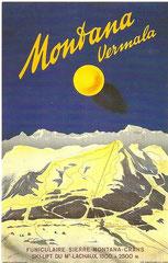 Plakat von 1946 von Martin Peikert