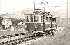 AWW CFe 2/2 2, Appenzell um 1945