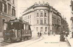 Basel, Handelsbank mit Ce 2/2 34