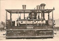 "G 3/3 1 ""Genève"" um 1898"