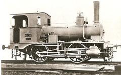 """E 2 Nr. 12 """"Jlfis"""" von 1881"""