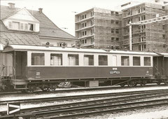 B 64 in Solothurn am 3. 11. 1968