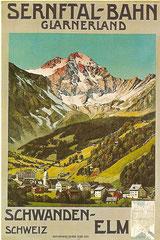 Plakat von 1914