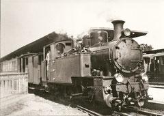 G 4/5 7, 1952 in Liestal