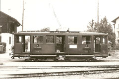 Triebwagen BFe 2/4 (Nr. 102), 1958