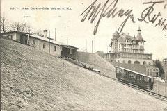 gestempelt 23. 6. 1912