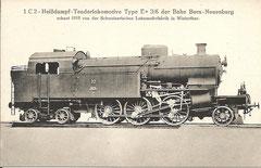 Ea 3/6 erbaut 1913