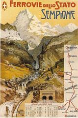 Plakat von L. Gignoni von 1906