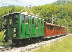 He 2/2 12 mit B 7 + B 3 am 19. 5. 2005 bei Gsteigwiler