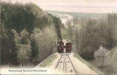 gelaufen am 19. 8. 1906 nach Würtemberg
