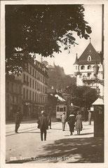 Kasernenplatz mit Gütsch, 17. 7. 1931