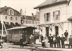 Bahnhof Aubonne