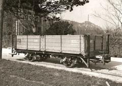 Von Ringhoffer Smichov 1907 erbautee L 41 am 26. 3. 1961 in Langenthal