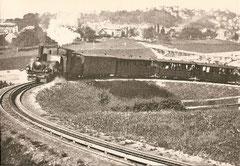 HG 2/3 1 ob St. Gallen um 1910