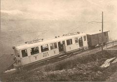 Zug im Val d'Illiez