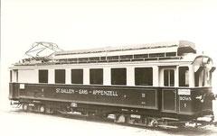 BCFeh 4/4 1 Werkfoto von 1931