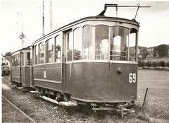 VBSG B2 69 am 20. 7. 1957