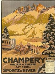Plakat von 1913