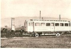 CFe 2/4 3 wird 1901 franko Depot geliefert
