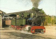 Dampflokomotive 30011 Sequoia, MBA 13585/1944 C n2, 7. 10. 1984
