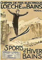Plakat von E. Sansonnes, 1915