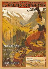 Plakat von Edouard Ravel von 1906