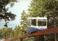 Seilbahn Rigiblick der Verkehrsbetriebe Zürich