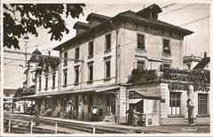 ungelaufen, Aufnahme von ca. 1945