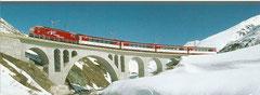 Richlerenbrücke bei Realp-Andermatt