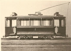 Aareschluchtbahn Ce 2/2 2