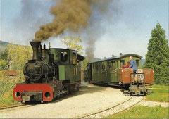 Dampflokomotive Sequoia, MBA 13585/1944 C n2,  früher PKP Typ3 194