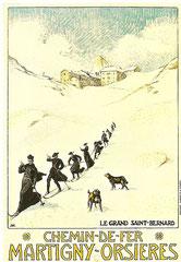 Plakat von 1920