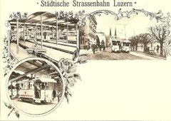 Werbeplakat von 1901