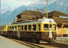 ABeh 4/4 310 am 18. 4. 1981 in Interlaken Ost