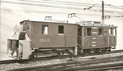 Xrote 51 und Lok He 8, 1965